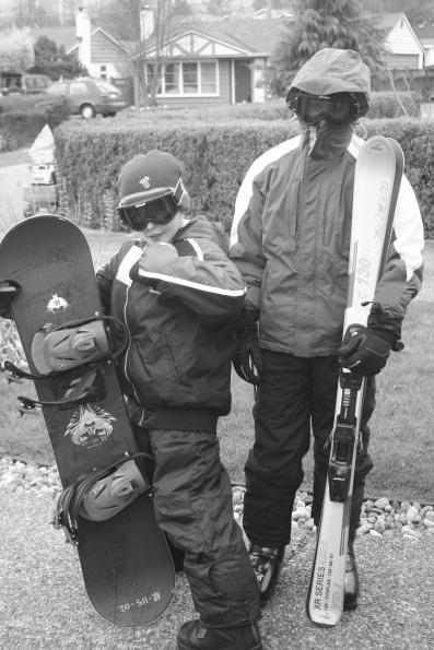 kids ski snowboard outerwear
