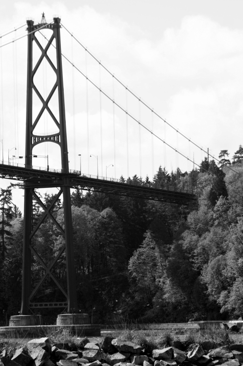 lionsgate bridge north vancouver